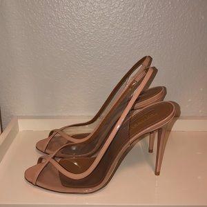 AQUAZZURA PVC Heel